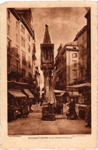 CPA VERONA Piazza Erbe -Il Capitello. ITALY (448608)