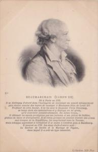 Beaumarchaais French Dramatist