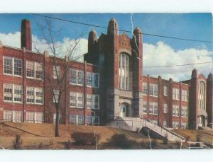 Pre-1980 HIGH SCHOOL SCENE Denison Ohio OH E2166