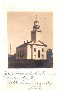 Vermont  Post Mills , Congregational Church , RPC
