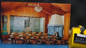 STD Vintage Norwegian Nationality Room Cathedral of Learning Univ of Pittsburgh