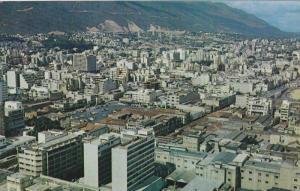 Aerial View, Vista Parcial de Caracas, Venezuela, 40-60´s