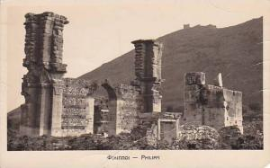 RP, Ruins Of The City, Philippi, Macedonia, 1920-1940s