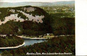 Connecticut Meriden Mine Islands & Poor House Mountain