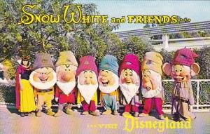 Snow White And Friends Visit Disneyland