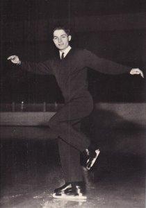 RP: Figure Skater DONALD JACKSON (CANADA) 1950-60s