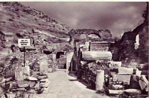 ASK EVI FREUDDENHAUS BROTHEL EFES EPHESUS TURKEY