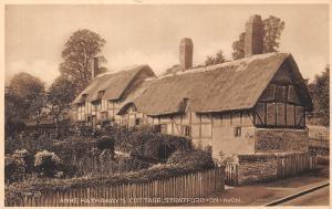Anne Hathaway's Cottage, Stratford on Avon
