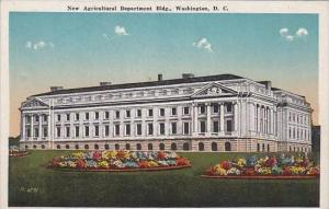Washington DC New Agricltural Department Building