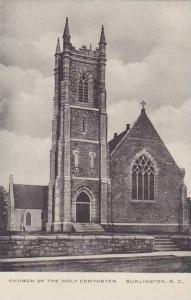 North Carolina Burlington Church Of The Holy Comforter