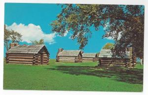 Valley Forge PA National Park Log Cabin Hut Continental Army