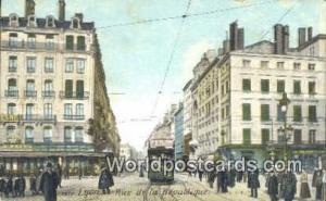 United Kingdom, UK, England, Great Britain Rue de la Republique Lyon Lyon Rue...