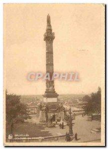 Modern Postcard the Brussels Congress Column