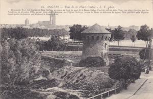 Tour De La Haute-Chaine, ANGERS (Maine et Loire), France, 1900-1910s