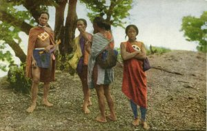 formosa taiwan, Native Taiwanese Aboriginals (1930s) Postcard