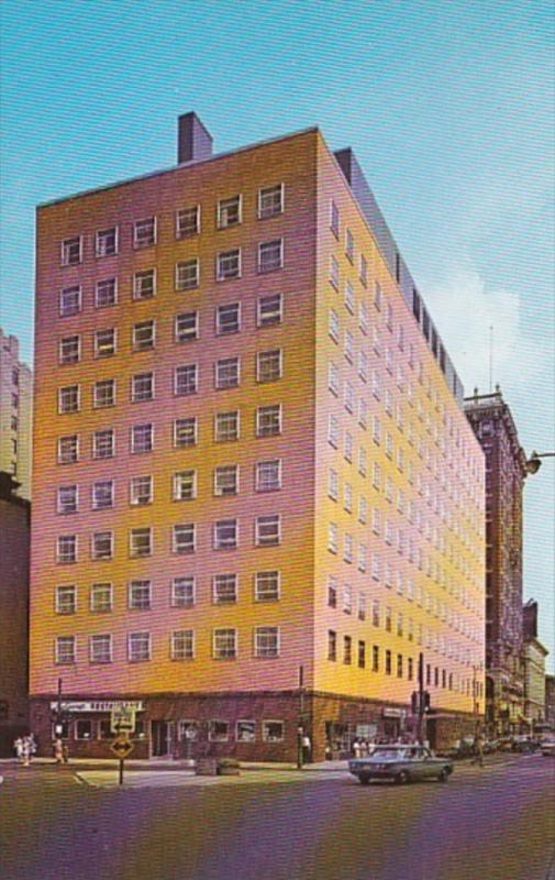 Rhode Island Providence The Howard Building