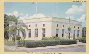 Florida Leesburg United States Post Ofice 1964 Dexter Press