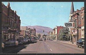 Montana, Anaconda - Main Street - [MT-030]