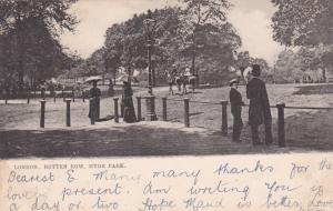 TUCK 504: LONDON , England , 1902; Rotten Row, Hyde Park