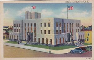 South Dakota Sioux Falls City Hall
