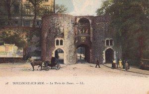 BOULOGNE s/MER, France, 1900-1910's; La Porte Des Dunes