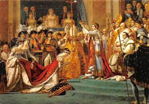 Le Sacre de Napoleon - Musee de Versailles