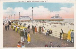 New Jersey Atlantic City The Heinz Pier 1932