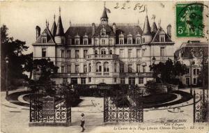CPA ARCACHON Le Casino de la Plage (336545)