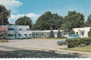 Street View, Exterior of the Northcourt Motel, Orillia LTD, Orillia, Ontario,...