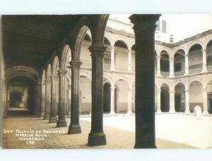 Pre-1942 rppc NICE VIEW Morelia - Valladolid - Michoacan Mexico i3736