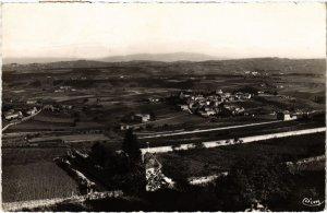 CPA Theize - Le Sarroux et Boittier - Vue Panoramique des Bois d'Alix (1036028)