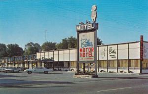 Exterior View, Entrance to the Butler Motor Hotel, Ottawa, Ontario, Canada, 4...