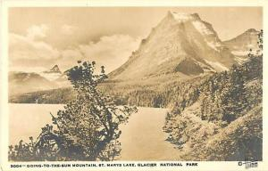 RP Going to the Sun Mountain, Glacier National Park, AZO  Matt surface