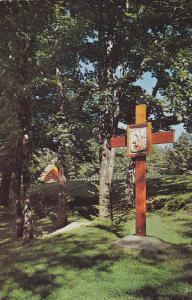 Sanctuaire du Sacre-Coeur , BEAUVOIR , Sherbrooke , Quebec, Canada , 50-60s