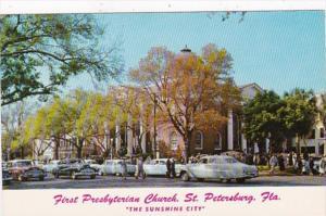 Florida St Petersburg First Presbyterian Church