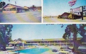 El Rancho Palo Alto Motel With Pool Palo Alto California