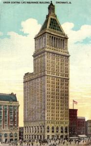 Ohio Cincinnati Union Central Insurance Building 1913