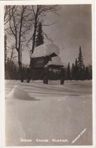 RP: Indian Cache , Alaska , 1910s