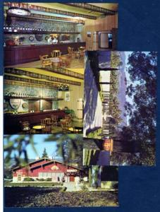 CA Lot 8 Swiss Colony Winery ASTI CALIFORNIA Postcards