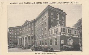Massachusetts Northampton Wiggins Old Tavern and Hotel Northampton