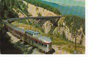 Canadian Pacific Railway Canadian 1958