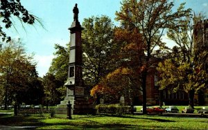 Ohio Painesville Soldiers Monument