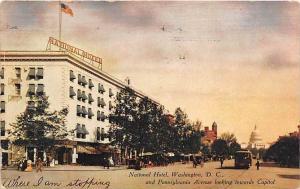 6851  Washington, D.C.  National Hotel,