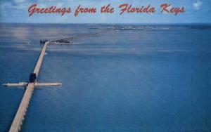 Seven Mile Bridge Key West FL Unused