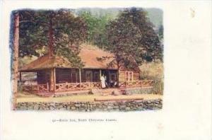 Bruin Inn, North Cheyenne Canon, Colorado, 1900-1910s