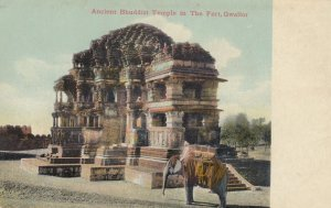 GWALIOR , India , 00-10s ; Bhuddist Temple