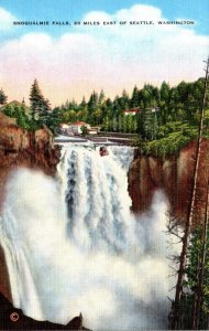 Washington Snoqualmie Falls
