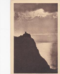 La Tour De Nonza Au Crepuscule, CAP CORSE (Haute Corse), France, 1900-1910s