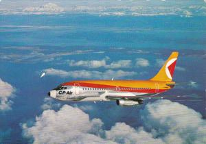 Canada C P Air Boeing 737