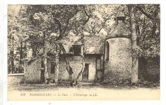 Le Parc, L'Ermitage, Rambouillet (Yvelines), France, 1900-1910s